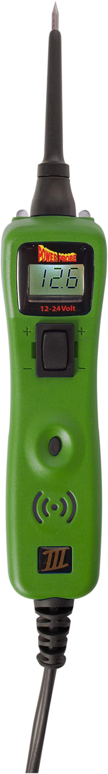 Power Probe PP3CSGRN Green Regular