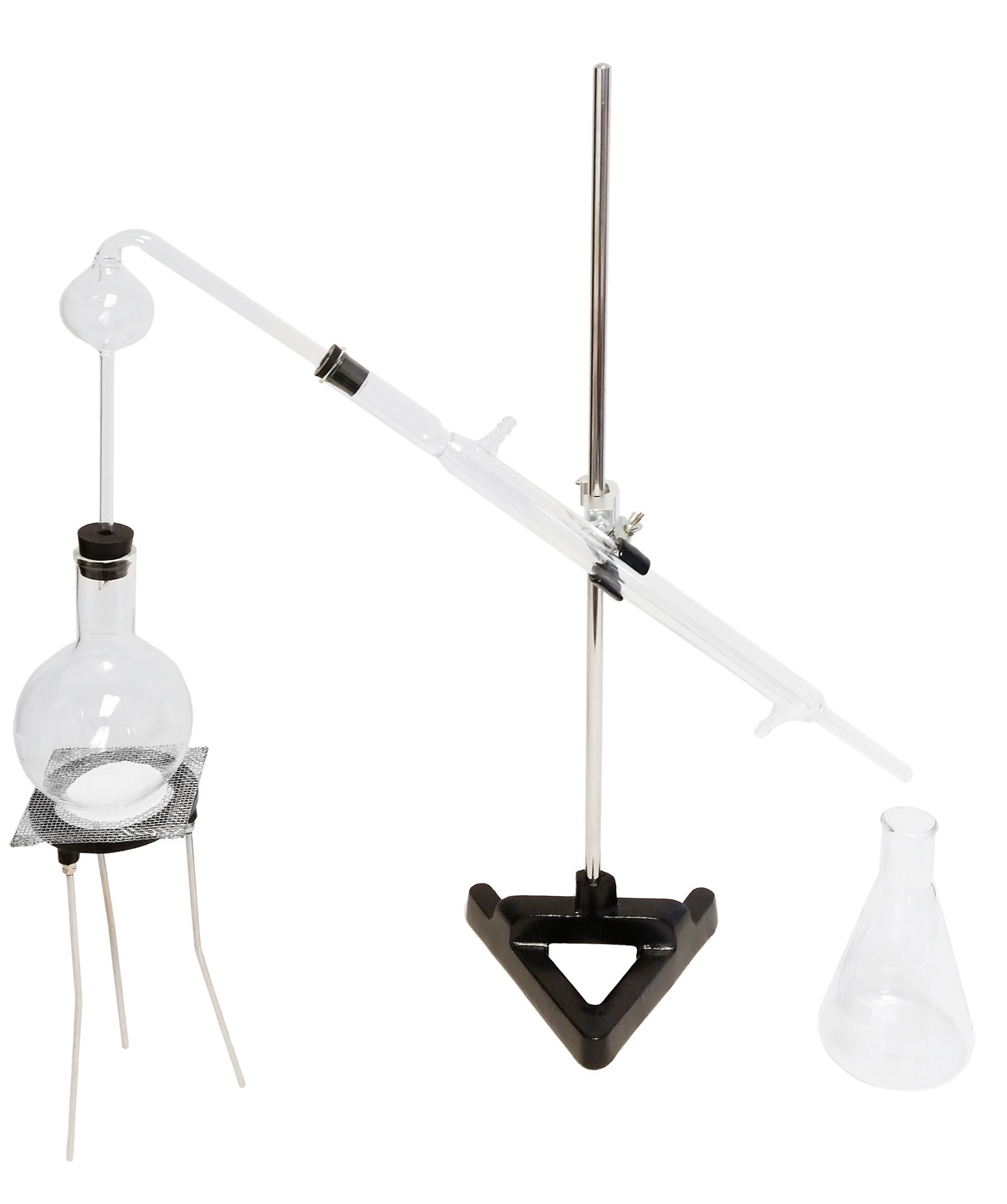 GSC International 4002 Distillation Apparatus for Student Kit, 50mm Diameter