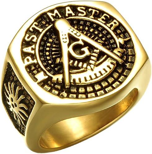 フリー メイソン 指輪