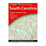 DeLorme South Carolina Atlas & Gazetteer (Delorme Atlas & Gazeteer)