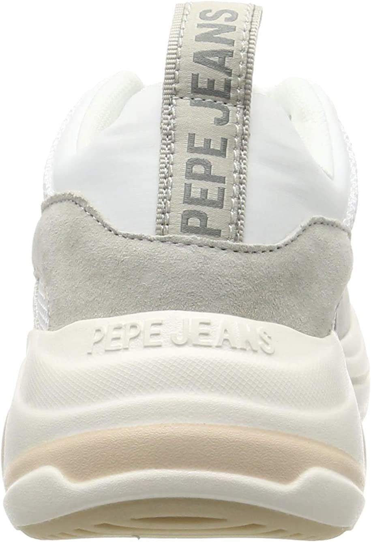 Pepe Jeans Womens Low-Top Sneakers