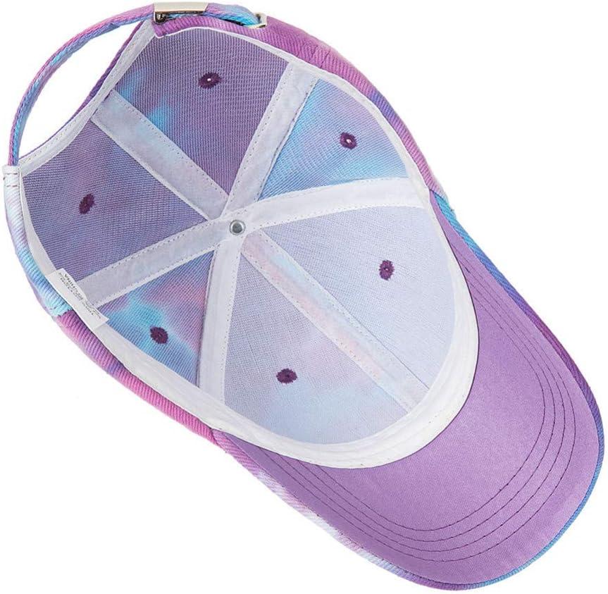 Baseball cap Fashion Baseball Cap Men Women Adjustable Trend Snapback Hat Tie-dye Baseball Cap Hip Hop outdoor Unisex Bone caps