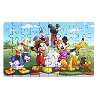 Amazon.com deals on 60-Piece ZCF Ying Xu Disney Puzzles