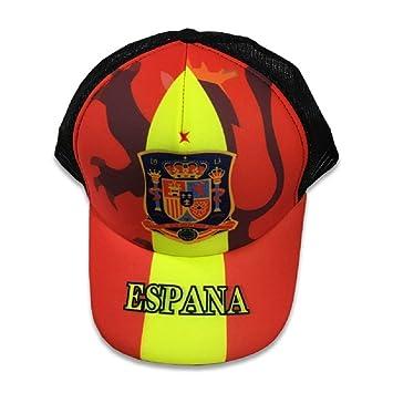 VIO Rusia Copa del mundo Sombreros Gorras Equipo nacional Fans Regalos, España,Un tamaño: Amazon.es: Deportes y aire libre
