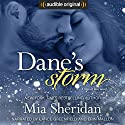 Dane's Storm Audiobook by Mia Sheridan Narrated by Lance Greenfield, Erin Mallon