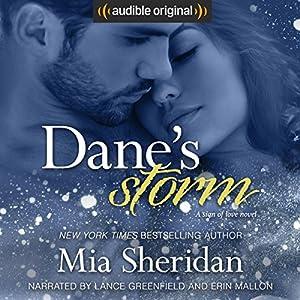Dane's Storm Hörbuch