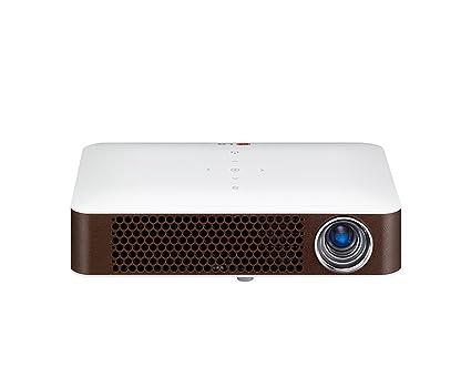 LG PW700 Video - Proyector (700 lúmenes ANSI, DLP, WXGA (1280x800 ...