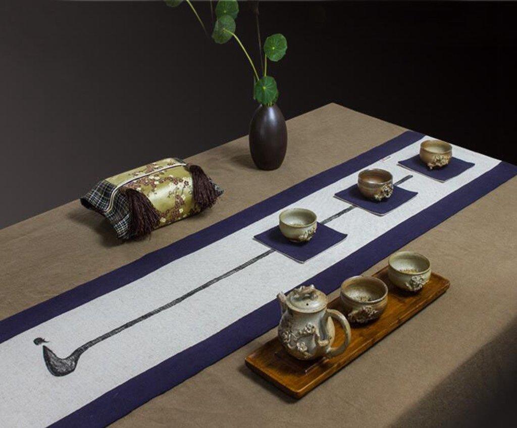 Kaxima Tavolo, tavolino, tavolino, tavolino, telo di copertura, bandiera da tavolo, stoffa, decorazione 100  30cm 43b474