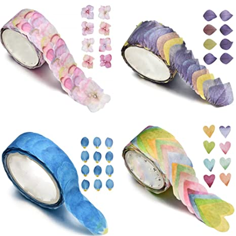 Flower Petal Washi Tape