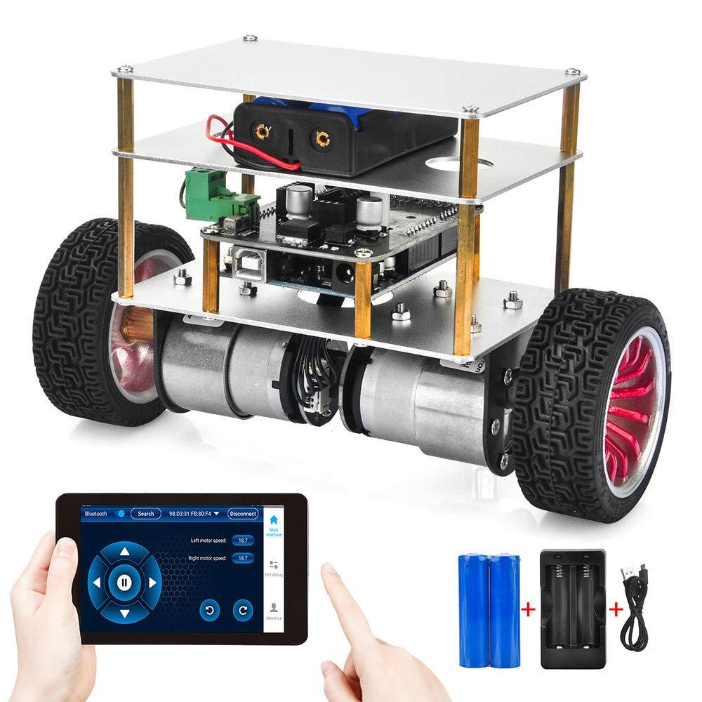Robot Educativo para armar y programar en Arduino OSOYOO d
