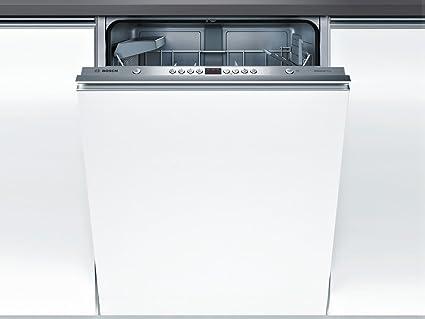 Bosch Lavavajillas sbv4 3 m30eu, 60 cm de ancho, vollintegrier Bar ...