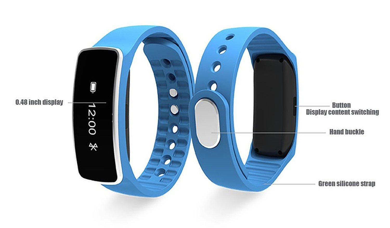etu24 - Rastreador de fitness, deportes Smart Watch i5 Plus ...