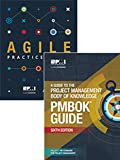 A Guide to the Project Management Body of Knowledge (PMBOK(R) Guide-Sixth Edition / Agile Practice Guide Bundle (Pmbok Guide)