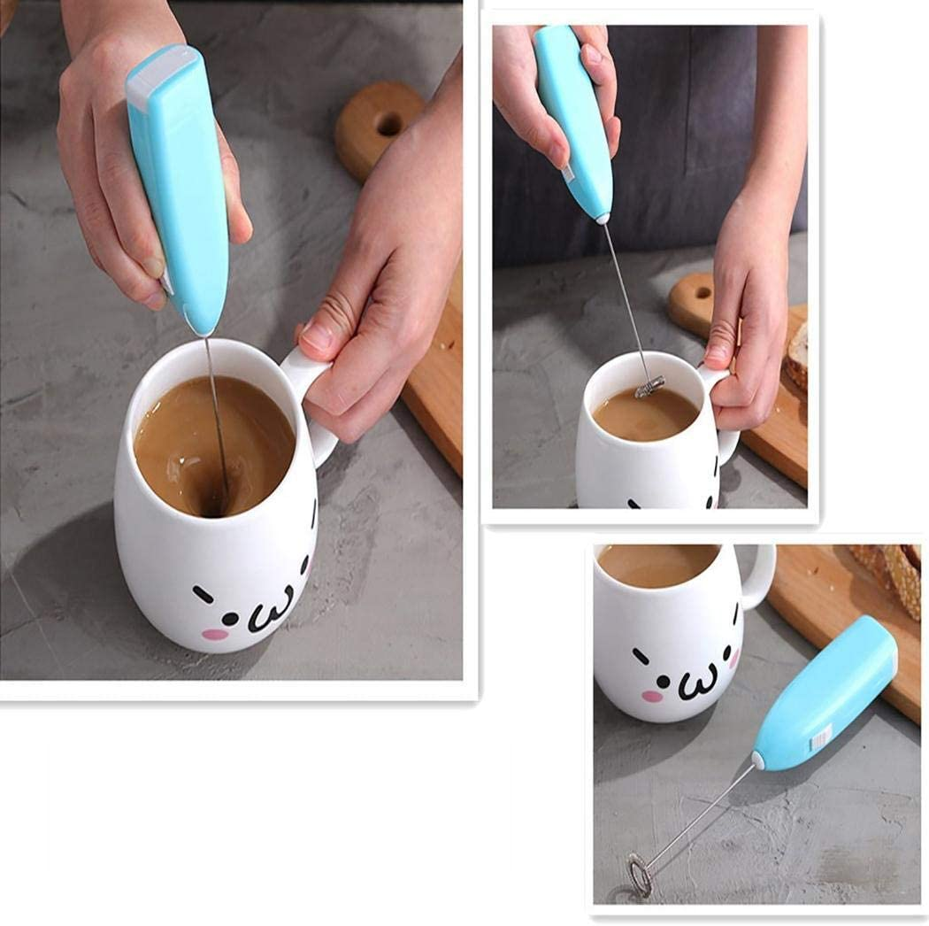 Wumedy Household Electric Handheld Kitchen Tool Egg Beater Mini Electric Mixers Hand Blenders