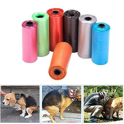 HuhuswwBin Bolsas de residuos para Perros, Bolsas ...