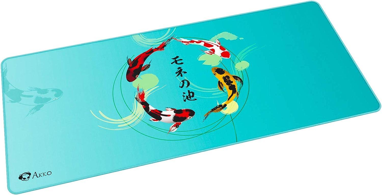 Akko Monet's Pond Gaming Mouse Pad