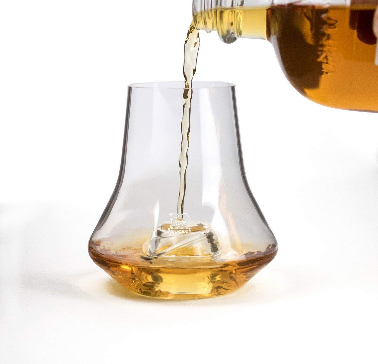 Peugeot Impitoyable Whisky Cordial Glass without Chilling Base