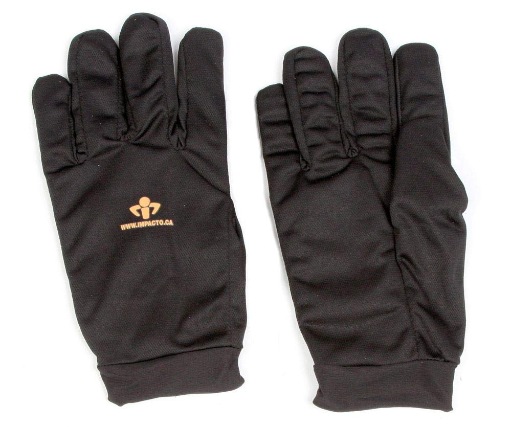 Impacto Anti-Vibration Air Liner Gloves, Full Finger, Medium