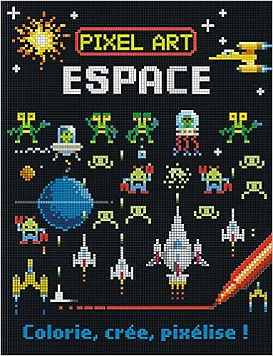 Pixélise Joshua Crée Pixel George Espace Art Colorie ZxPzW