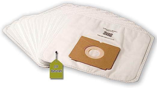 eVendix - 10 Bolsas de aspiradora de microfibras compatibles con ...