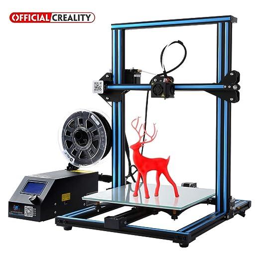 13 opinioni per Creality Stampante 3D CR-10S con monitor a filamento Scheda di controllo