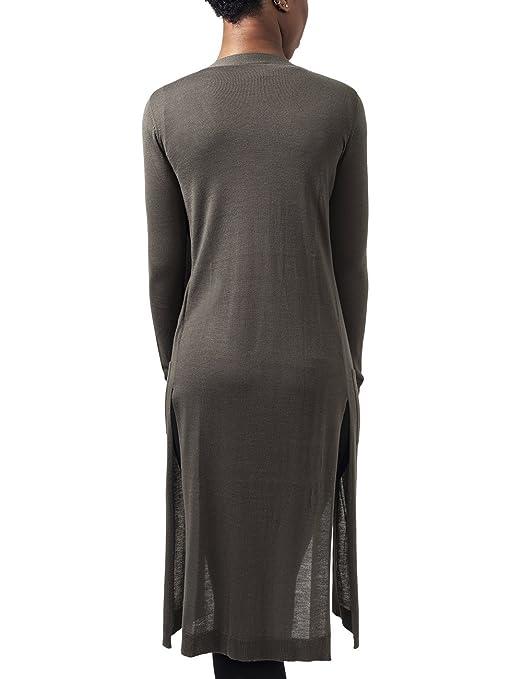 40529cc19b Urban Classics Damen Cape Ladies Fine Knit Long Cardigan: Amazon.de:  Bekleidung