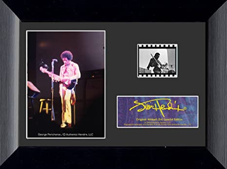 Amazon.com: Jimi Hendrix (S4) Minicell Film Cell: Prints ...