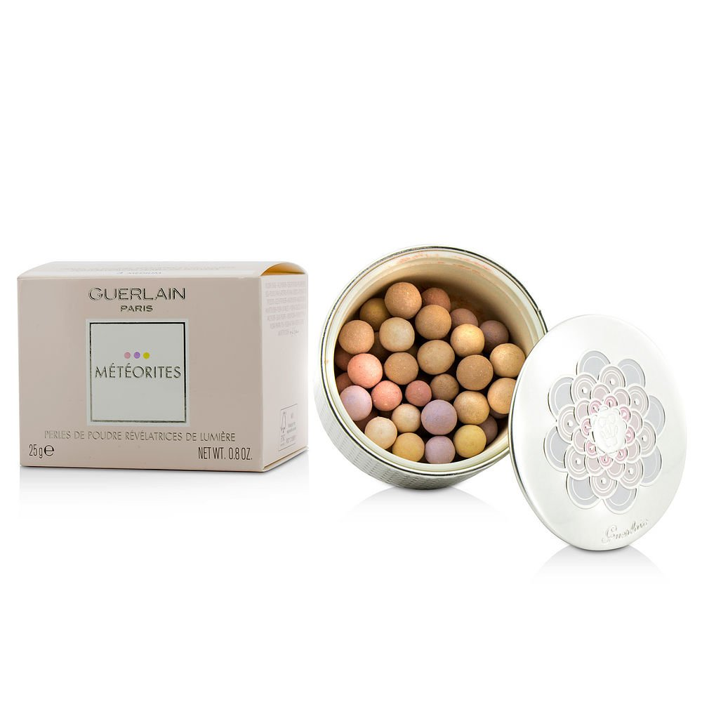 GUERLAIN by Guerlain Meteorites Light Revealing Pearls Of Powder - # 3 Medium --25g/0.88oz for WOMEN ---(Package Of 3)