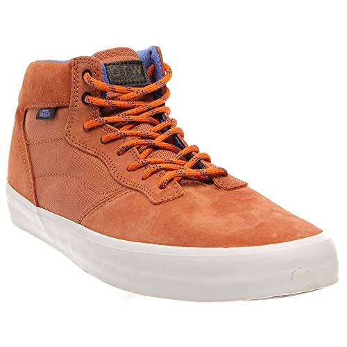 Vans Botines M Piercy (Canyon) Marrón EU 42: Amazon.es: Zapatos y complementos