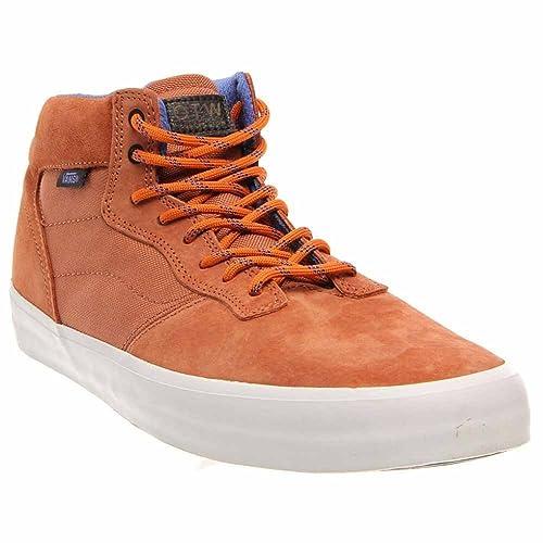 Vans Botines M Piercy (Canyon) Marrón EU 42: Amazon.es: Zapatos y complementos