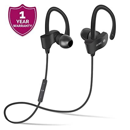 d6c7496e8d8 Zaptin Qc-10 Jogger Sports Bluetooth Headset: Amazon.in: Electronics