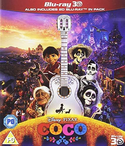 DVD : Coco 3D [Blu-ray 3D + Blu-ray]