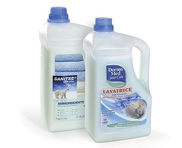 Detergentes lavavajillas líquido, 5 litros (2 taniche) suavizante ...