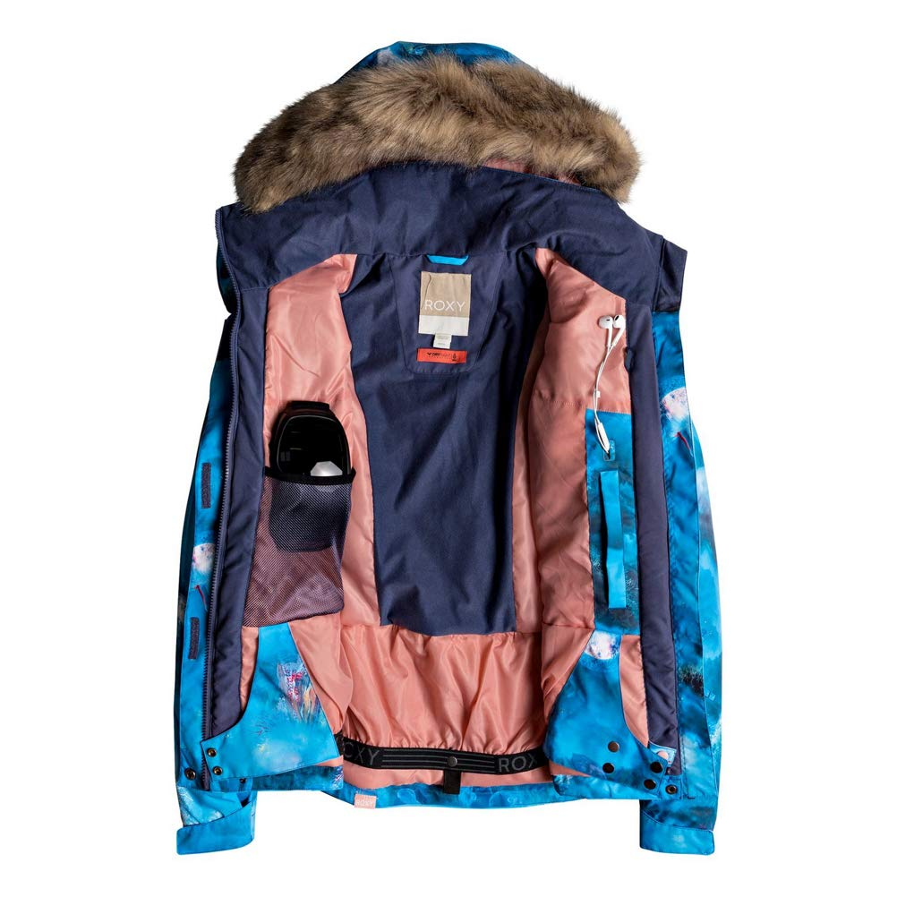 ROXY Womens Jet Ski Snow Jacket