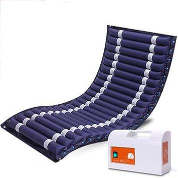Xuan Drive Medical Prevent Decubitus Streak Cuidado de la Cama Individual Colchón de colchón Inflable Hemorrhoid Anti Costas, a: Amazon.es: Deportes y aire ...
