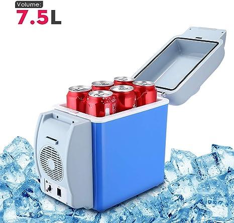 CRZJ Refrigerador del Coche, Refrigerador portátil del Coche de ...