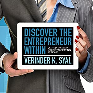 Discover the Entrepreneur Within Audiobook