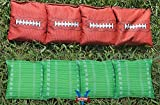 Victory Tailgate Custom Football Themed Cornhole Bag Set (all Weather)