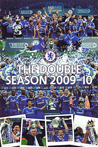 Chelsea F.C. Poster Sports Poster Print, 24x36