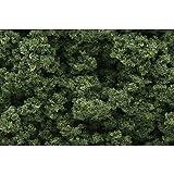 Woodland Scenics FC183 Medium Green Clump Foliage