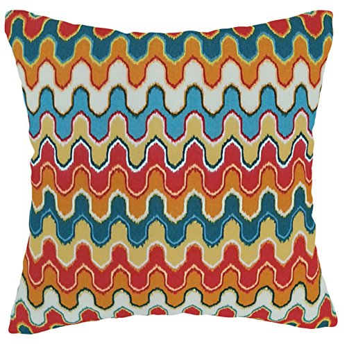 RM43 R&M Industries dba Edie Polyester Canvas Decorative Throw Pillow  Cover, 24