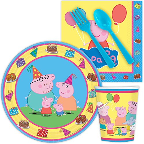 Peppa Pig Standard Kit Serves