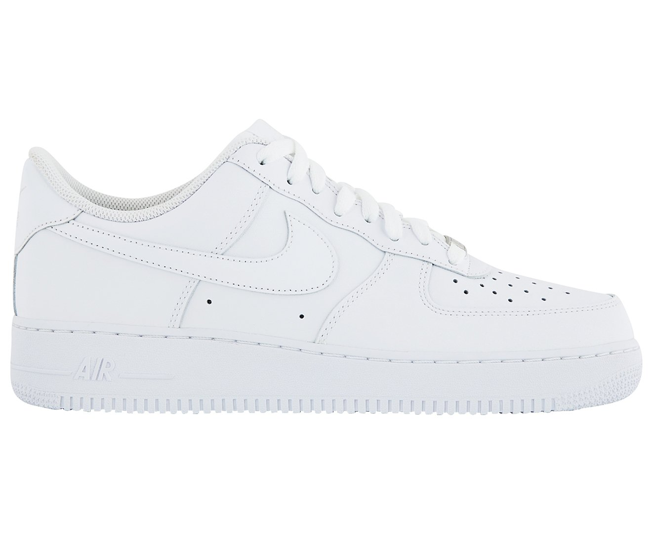 NIKE Trainers Mens Air Force 1 Low 12 US