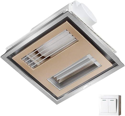 Ventilador Extractor silenciosa Ventilador de Escape Cocina Baño ...