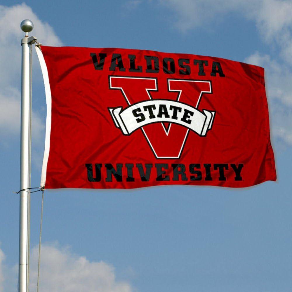 Valdosta State University Blazers Flag V STATE Large 3x5