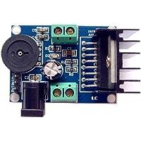 Lorsoul TDA7297 3-18V Doble Canal Amplificador de Voz
