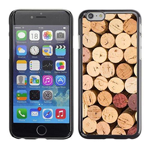 "Premio Sottile Slim Cassa Custodia Case Cover Shell // V00002448 bouchons vin // Apple iPhone 6 6S 6G 4.7"""
