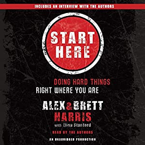 Start Here Audiobook