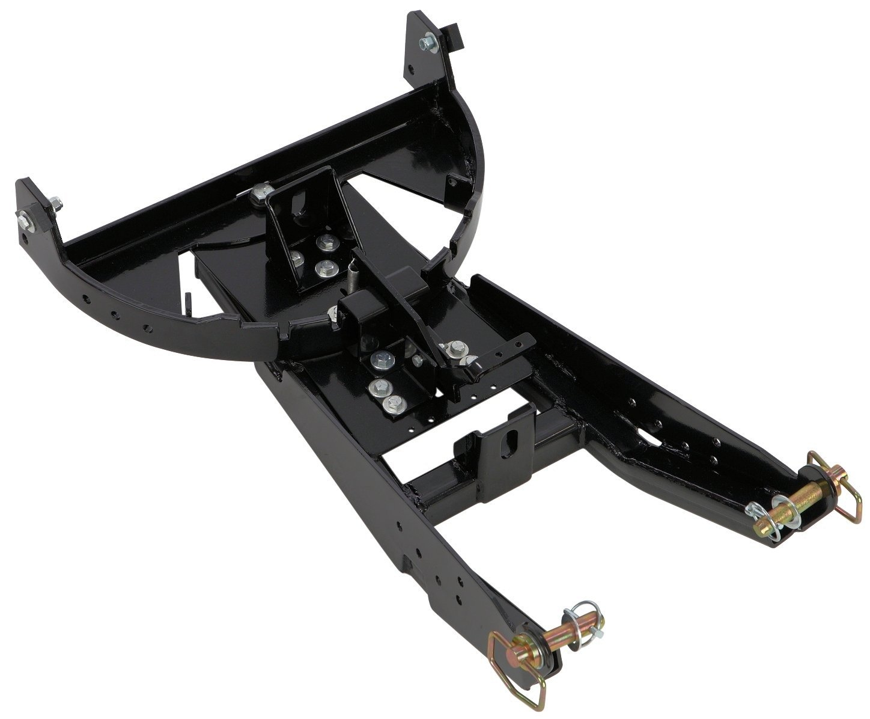 fits 2006-2014 Honda Ridgeline Only Nerf Bars Truck Side Steps 450209 Ionic Pro Series 4 Black