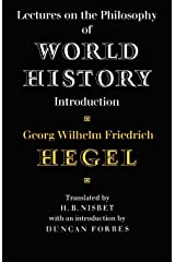Lectures on the Philosophy of World History (Cambridge Studies in the History and Theory of Politics) Paperback